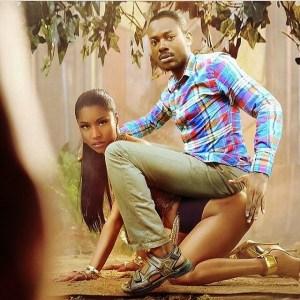Nigerian Guy Ride Nicki Minaj Like A Horse!!!